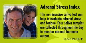 Adrenal Stress Link