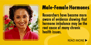 Male Female Hormone Link