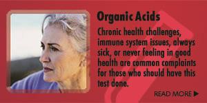 Organic Acids link